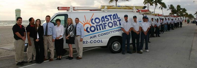 Coastal Comfort Inc