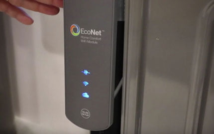 THE ECONET™ WIFI KIT FOR HEATING & COOLING SYSTEMS (UEWRA630SYS)